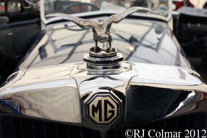 MG 18/80 Super Sports Mk II Tourer, Bristol Classic Car Show