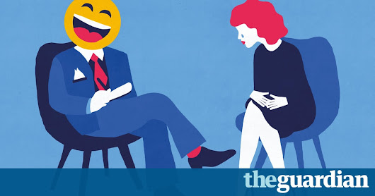 Text therapy: once my therapist sent me an emoji, I knew it was game over | Science | The Guardian