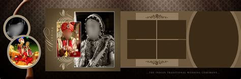 Kerala Wedding Album Design Templates Psd Free Download