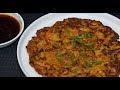 Recette Pancake Kimchi