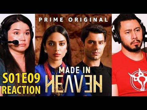 MADE IN HEAVEN | S01E09 - The Great Escape | Amazon Prime | Reaction, Discussion & Season Review!