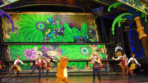 Disneyland Resort, Disneyland, Fantasyland, Fantasyland Theatre, Mickey and the Magical Map