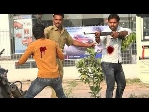 Fake Police Prank | Bhasad News | Pranks in India