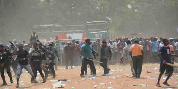 Image result for MC Oluomo: How I escaped being stabbed at the Lagos APC Rally – Ngozi Nwosu