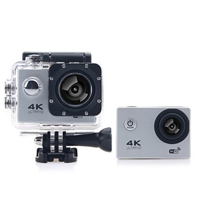F60B 4K WiFi 170 Degree Wide Angle Action Camera-41.47 Online Shopping| GearBest.com