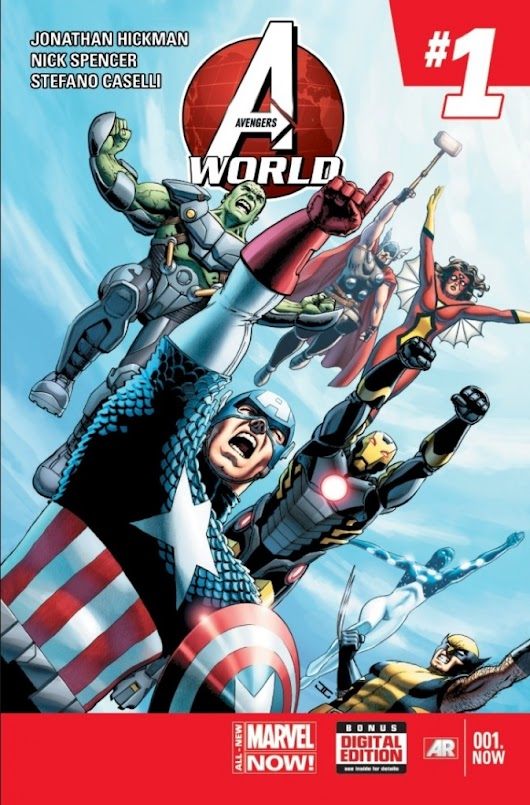 Review: AVENGERS WORLD #1