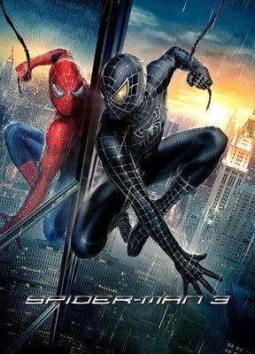 SPIDER-MAN 3 International Poster.