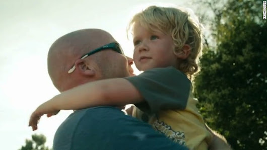'Dad' gets a makeover in Super Bowl ads