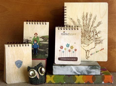 "(Jotter) 3 1/8"" x 4 1/2"" ? Print Your Design on Wood"