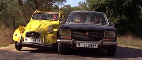 James Bond 007 Citroën 2CV
