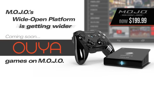 OUYA OS kommt auf Android-Geräte