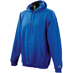 Champion S700 9 oz. Double Dry Eco Pullover Hood - Royal Blue