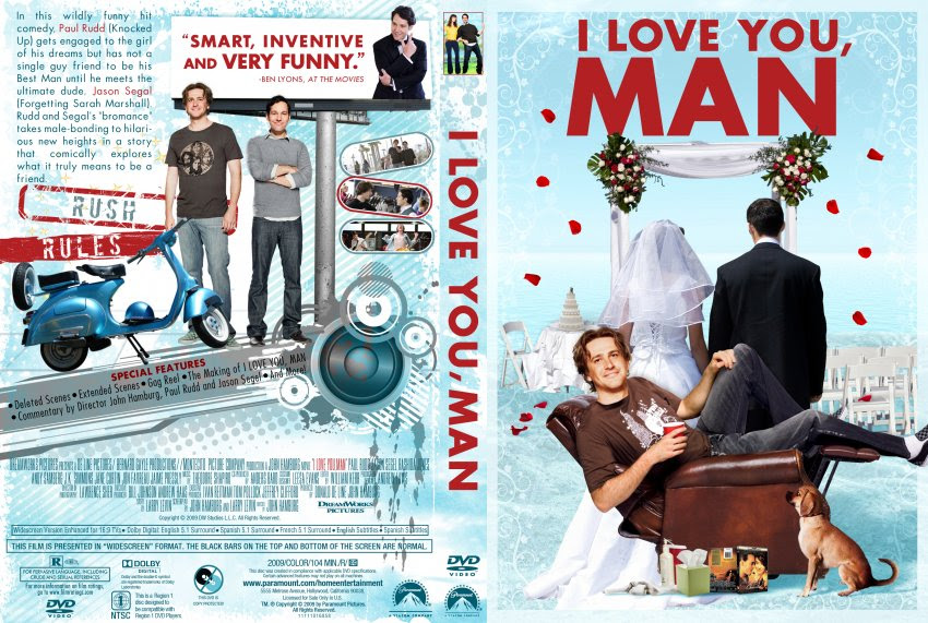 I Love You Man Quotes