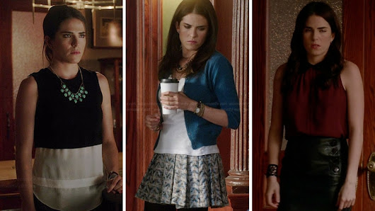 Get style inspiration from our favorite characters. Working outfits do not need to be boring!
