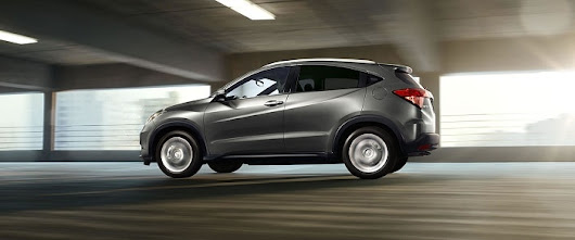 Hall Honda Virginia Beach | Strike Out for Summer Fun in the 2017 Honda HR-V
