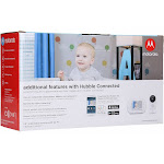 Motorola MBP668 3.5-Inch Smart WiFi Video Baby Monitor