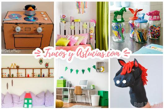Manualidades para realizar con ni os google for Articulos para decorar habitaciones