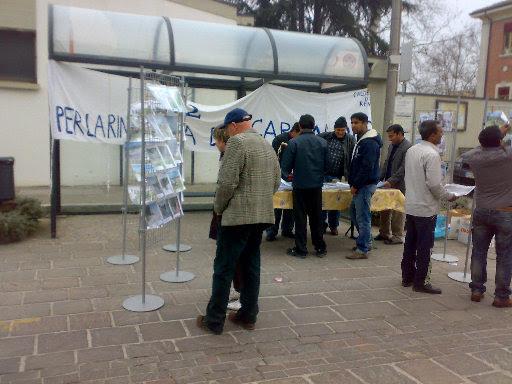 Ecofesta 2010, gazebo