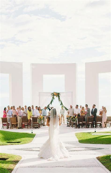 Colorful Puerto Vallarta Destination Wedding   Real