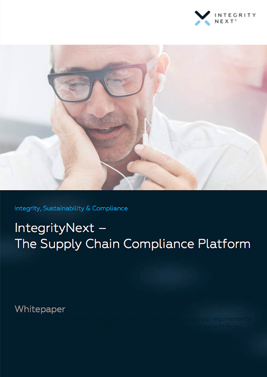 IntegrityNext | Whitepaper