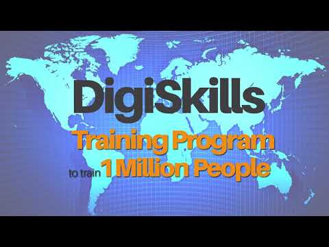 DIGISKILLS - Free Online Courses | Surge Your Earning With Professional Learning | DigiSkills.Pk