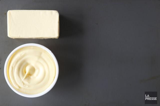 Certaines margarines recèlent des huiles partiellement hydrogénées.... (PHOTO DAVID BOILY, LA PRESSE)