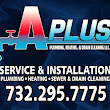 Aplus Plumbing Heating & Drain cleaning