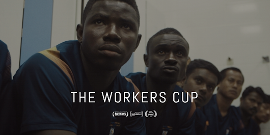 The Workers Cup - Reception, Film Screening, and Discussion with Producer