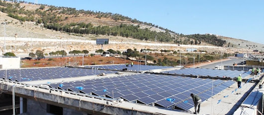 Syria: First solar-powered hospital begins operation