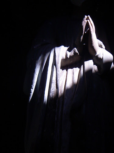 Orante misterioso