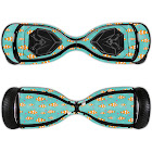MightySkins Skin Decal Wrap for Swagtron T5 Hover Board Self Balancing Clowning Around