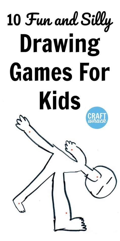 drawing games  kids