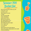 Make the Most of Summer with a Bucket List | Iowa City Moms Blog