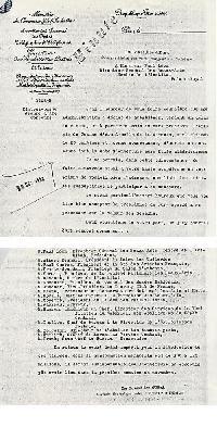 Lettre du 23 octobre 1928   Hebergement gratuit d image et photo