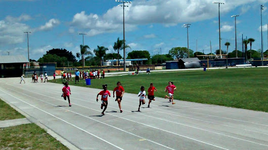 Educational Horizons Students Compete in All City Track Meet