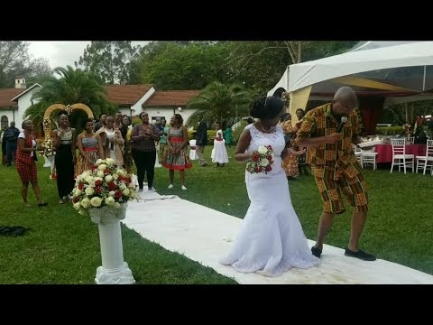Ever been to a Kenyan Wedding?