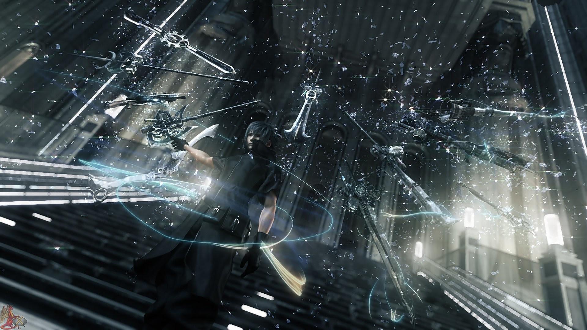 Final Fantasy Xv Hd Wallpaper 81 Images