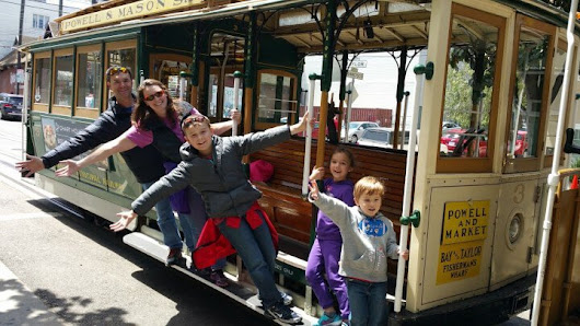 Visit San Francisco: Cable Cars, Chinatown, and Chocolate
