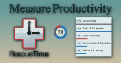 How to Improve Productivity with RescueTime