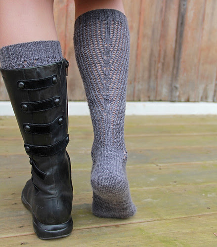 Mademoiselle Knee Highs