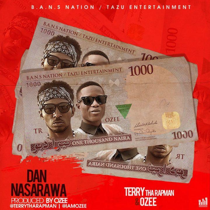 T.R ft. Ozee – Dan Nasarawa