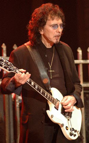 Of course you COULD go the Tony Iommi route here