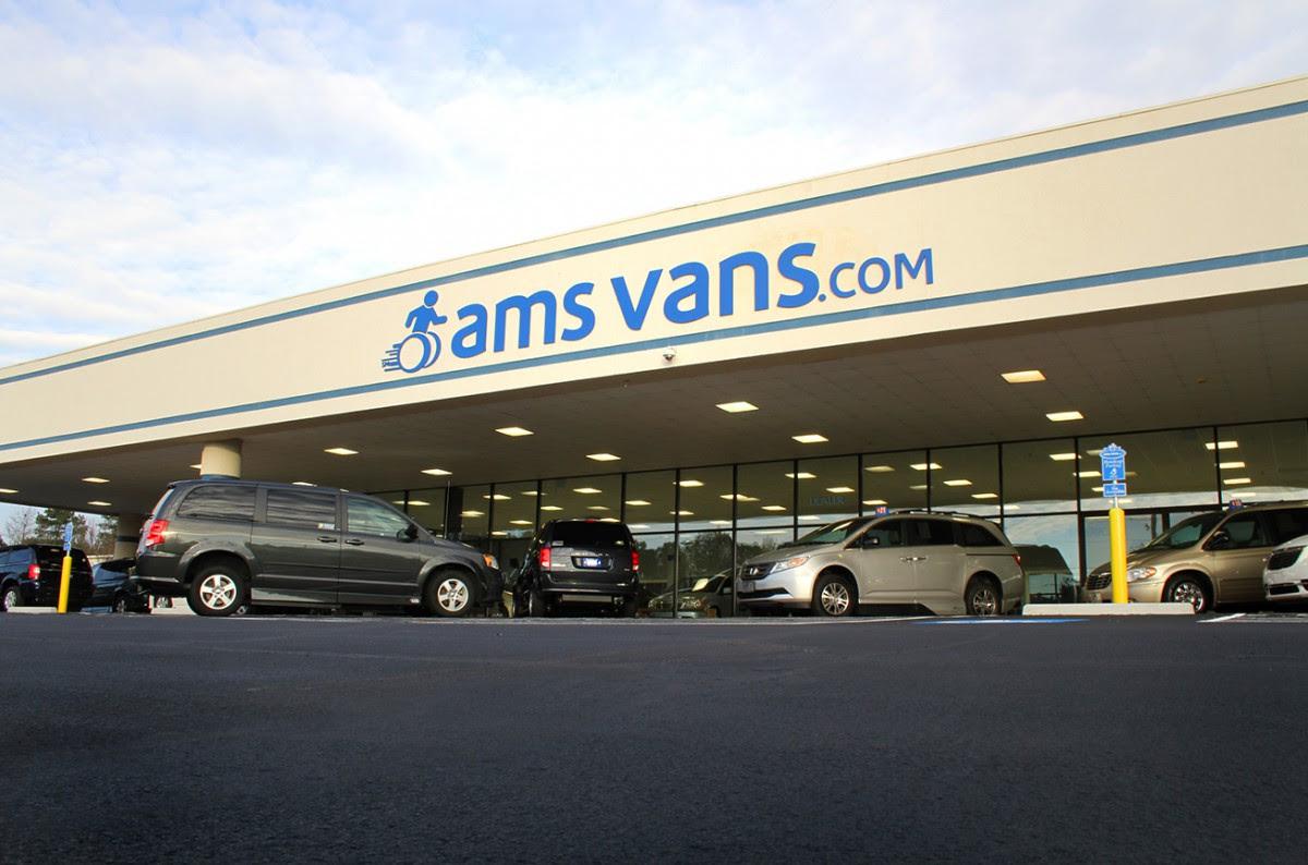 Ams Vans Blvd Com