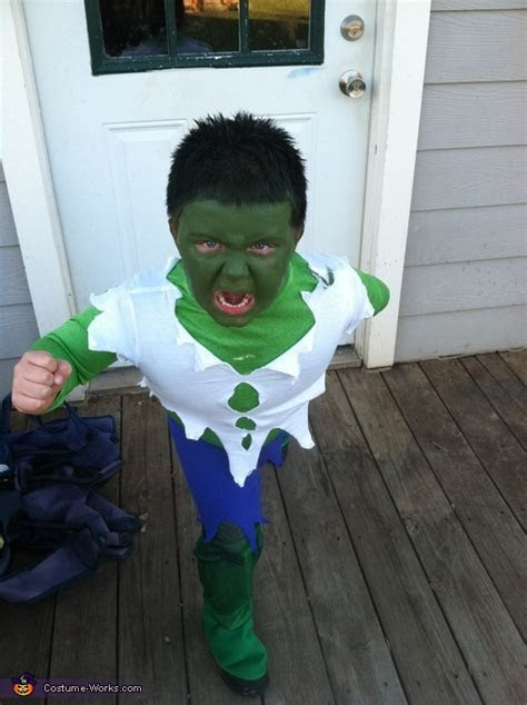 Homemade Incredible Hulk Cake Ideas and Designs