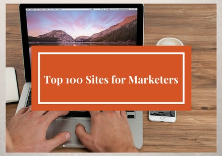 Top 100 Sites for Marketers | Cision