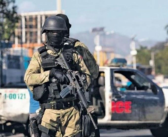 POLICÍA HAITIANA RECONOCE SU DEBILIDAD PARA RESOLVER LOS CONSTANTES SECUESTROS EN EL PAÍS