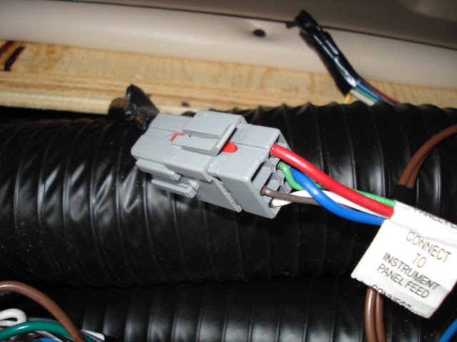 Ford F53 Chassi Wiring
