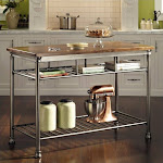 Home Styles The Orleans Kitchen Island - 5061-94