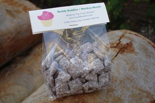 Eat My Blog - Charity Bake Sale - Muddy Buddies