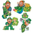 St. PATRICK'S DAY CUT OUTS